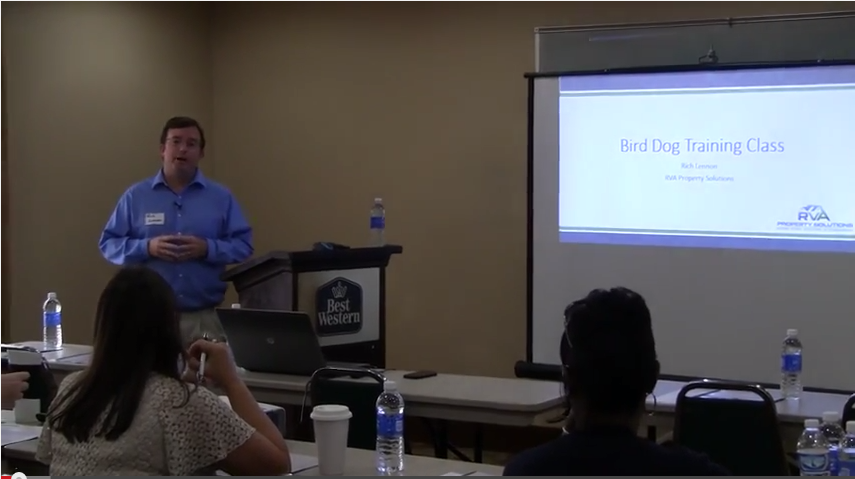 Real Estate Investor Training
